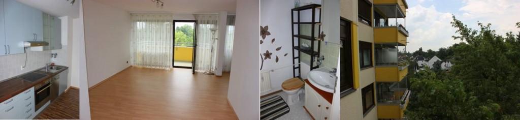 2,5 Zimmer in Hofheim-Wallau - cKs Immobilien Consult Kleber-Scheffler